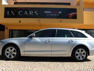 usado Audi A6 Avant 2.0 TDI (177cv) Exclusive, Automatica, Nacional