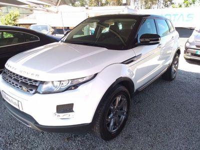 usado Land Rover Range Rover evoque D4