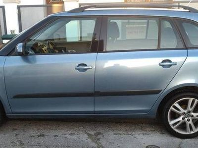 used Skoda Fabia Break - Elegance