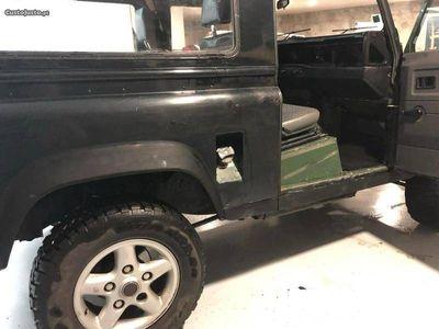 gebraucht Land Rover Defender 200 tdi