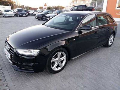usado Audi A4 Avant Attraction