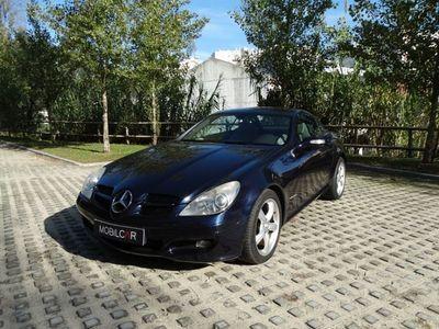 usado Mercedes SLK200 Kompressor Edition