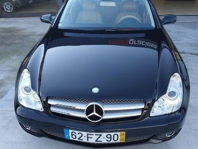 usado Mercedes CLS320 ClasseCDi (224cv) (4p)