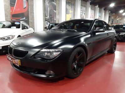 usado BMW 635 D PACK M EDITION FULL