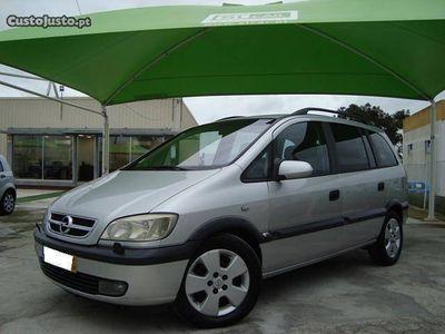 usado Opel Zafira 2.2 Dti 7 Lug