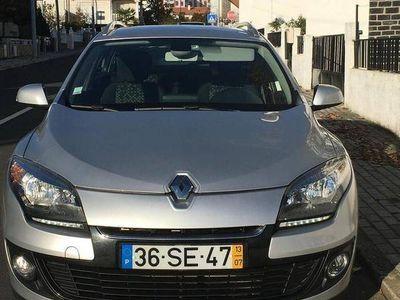 usado Renault Mégane Sport Tourer -