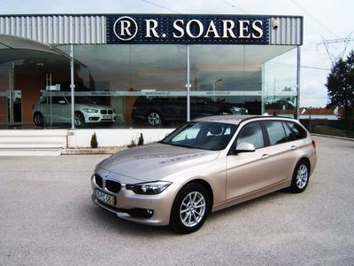 usado BMW 318 D Touring (143cv) (5p)