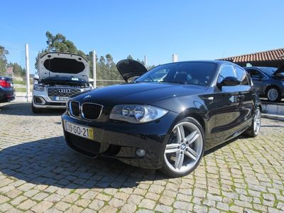 usado BMW 123 d Pack M