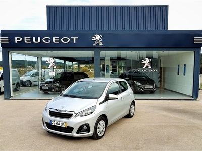 usado Peugeot 108 1.0 VTi Active (68cv) (5p)