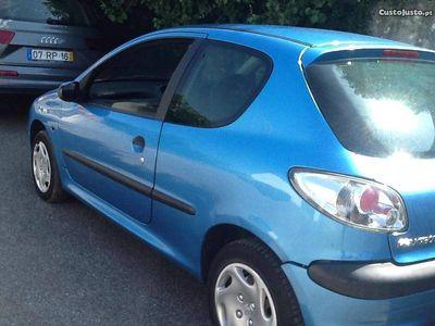 usado Peugeot 206 1.1 Hactback -