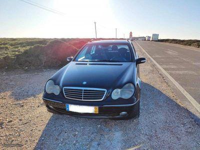 usado Mercedes C220 Avantgarde