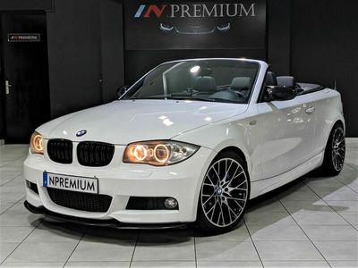 usado BMW 120 Cabriolet d Coupe Pack M