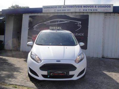 used Ford Fiesta 1.5 TDCI C/AC