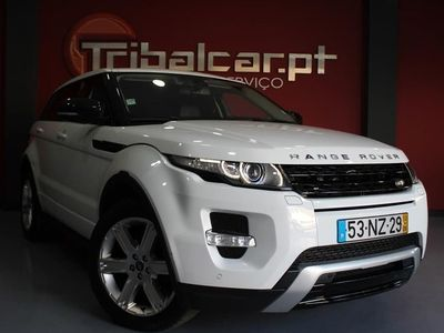 used Land Rover Range Rover evoque 2.2 SD4 Dynamique Aut