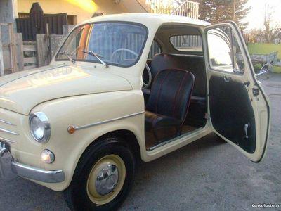 usado Fiat 600D 1963 Portas Malc