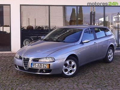 usado Alfa Romeo 156 SW 1.6 TS Progression