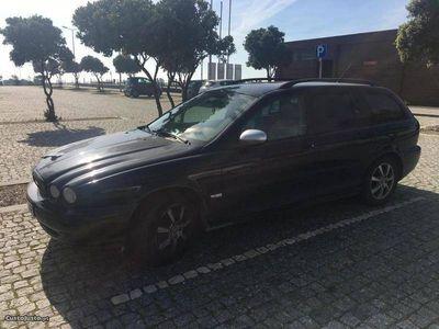usado Jaguar S-Type Carrinha