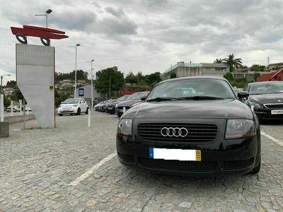 usado Audi TT 1.8 Turbo Quattro GPL