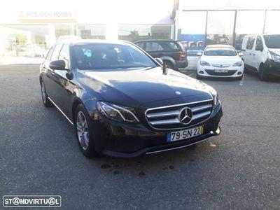 used Mercedes E220 Station 5P