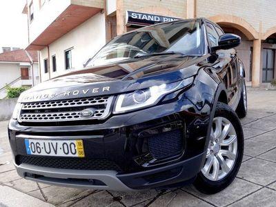 gebraucht Land Rover Range Rover evoque 2.0 td4 Pure Cx. Auto