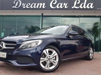gebraucht Mercedes C200 Avantgard Bluetec