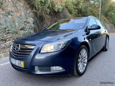 usado Opel Insignia CDTI 160cv