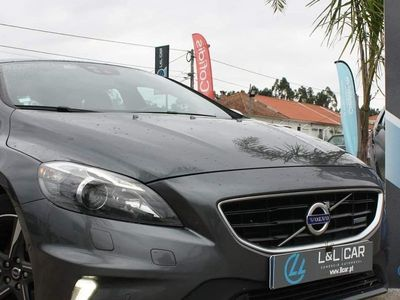 usado Volvo V40 R Design