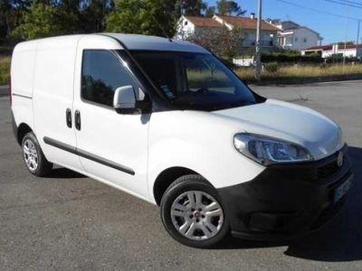 gebraucht Fiat Doblò Cargo 1.3 MJ Easy