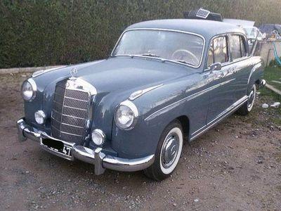 usado Mercedes 220 ponton