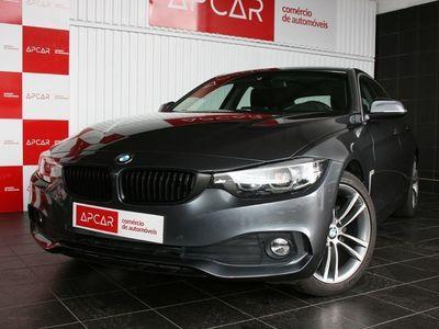 usado BMW 418 Gran Coupé D