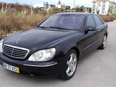 gebraucht Mercedes S400 CDI