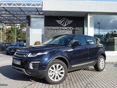gebraucht Land Rover Range Rover evoque 2.0 DSI TD4 SE