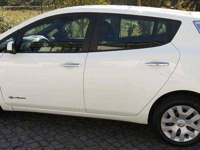 usado Nissan Leaf Ótimo estado