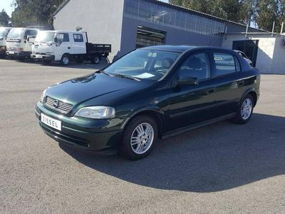 usado Opel Astra 1.7 td