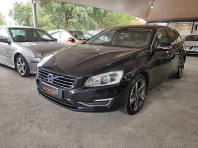 usado Volvo V60 2.4 D6 Plug-in Hybrid Summum AWD