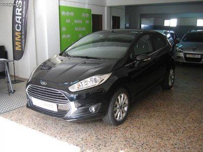 usado Ford Fiesta 1.0T100cv Automatico -