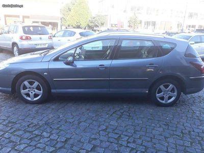 used Peugeot 407 1.6HDI 110CV SW
