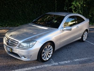 usado Mercedes CLC200 CDI c\ 150cv NAV