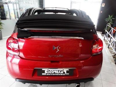 usado Citroën DS3 Cabriolet 1.2 VTi