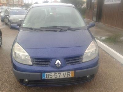 usado Renault Scénic 1.5 dCi Dynamique (85cv) (5p)