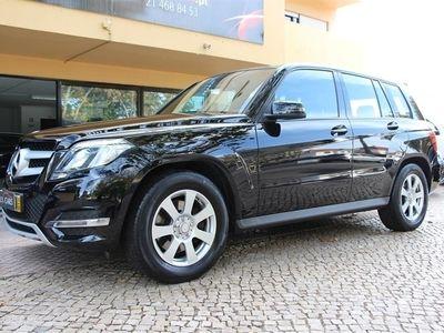 brugt Mercedes GLK220 ClasseCDI, GPS, Nacional, Só 80000 km
