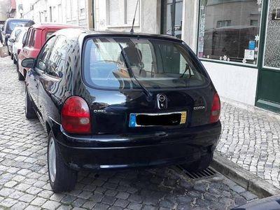 gebraucht Opel Corsa B 1.5TD ECO