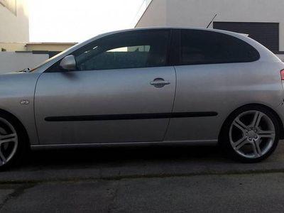 brugt Seat Ibiza 6l 130 cv