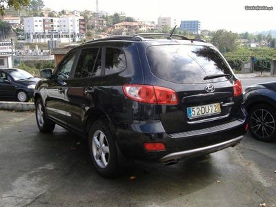 usado Hyundai Santa Fe cx auto iuc barato