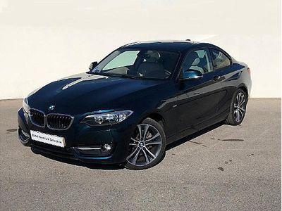 usado BMW 220 Série 2 d Line Sport 2016