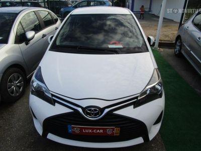 usado Toyota Yaris 1.4 D-4D Active+AC (90cv) (3p)