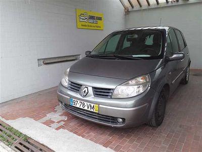 usado Renault Scénic 1.5 dCi C. Authentique
