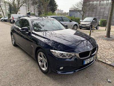 usado BMW 420 Grand Coupé dA Advantage 190cv