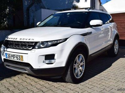 gebraucht Land Rover Range Rover evoque 2.2 PureTech 4 4