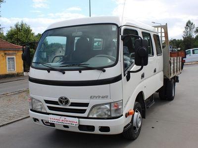 usado Toyota Dyna 3.0 D-4D CAB/TRIPLA